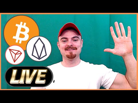 (LIVE AMA) – Bitcoin & EOS Price Analysis – EOS News – New Dapps – ISOT – & More