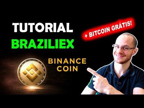 ? BITCOIN GRÁTIS ao se cadastrar na Braziliex! + Tutorial como comprar Binance Coin (BNB) 2019