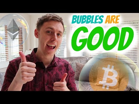 Why Bubbles are GOOD for Cryptocurrency Adoption