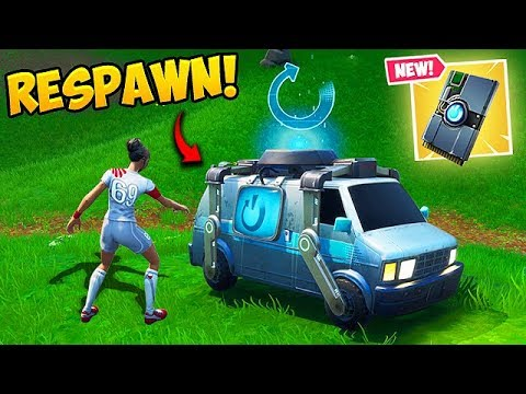 *NEW* RESPAWN VAN IS AMAZING! – Fortnite Funny Fails and WTF Moments! #523