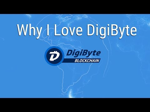 Why The People Love Digibyte!