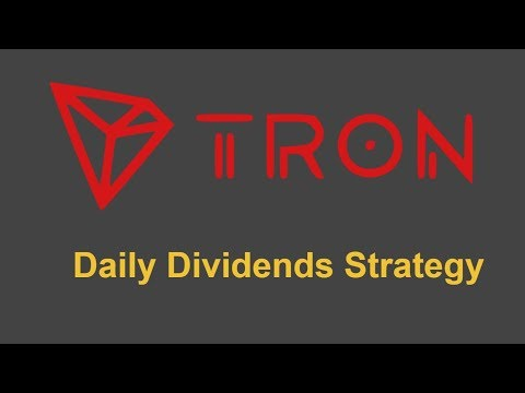 How I make $100 a week Passive Income! Tron Dapps Strategy