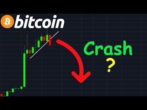 BITCOIN CRASH DÉJÀ LES ENFERS !? btc analyse technique crypto monnaie