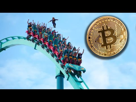 A Nasty Move In Bitcoin Overnight! (Where does cryptocurrency go from here?)