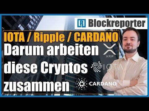 IOTA schließt sich mit Ripple und Cardano zu INATBA zusammen   Blockreporter deutsch kryptowährung