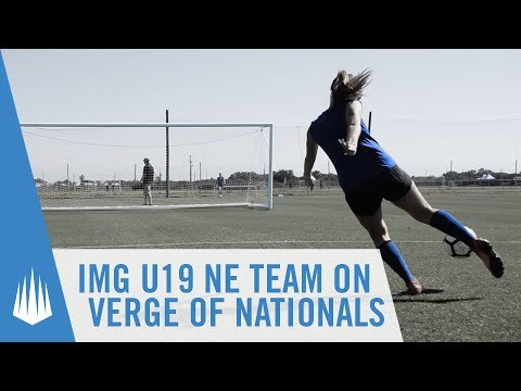 IMG U19 NE Team on Verge of Nationals