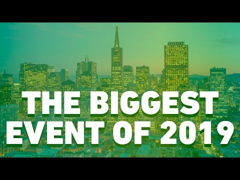 the BIGGEST EOS EVENT of 2019!
