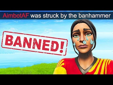 *HACKER* GETS BANNED IN LIVE GAME! – Fortnite Funny Fails and WTF Moments! #524