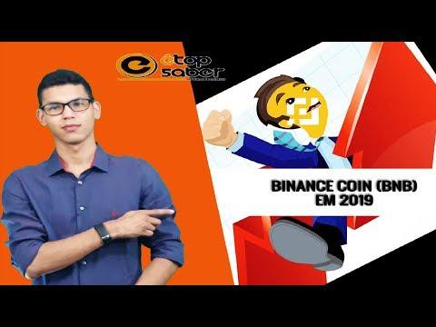 Compensa Investir na Binance Coin – BNB 2019 – Porque BNB Pode Valorizar – Binance Coin Vale a Pena?