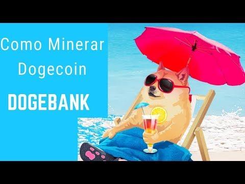VEJA COMO GANHAR ATÉ 5000.0000000 DOGECOIN-DogeBank.io + PROVA DE PAGAMENTO