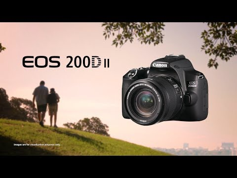 Introducing the EOS 200D II (CanonOfficial)