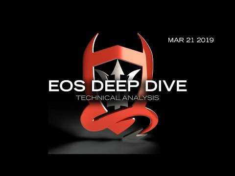 """EOS Deep Dive"" Technical Analysis (EOS) : Sensei Tutums Eos Deep Dive  4.10.19"
