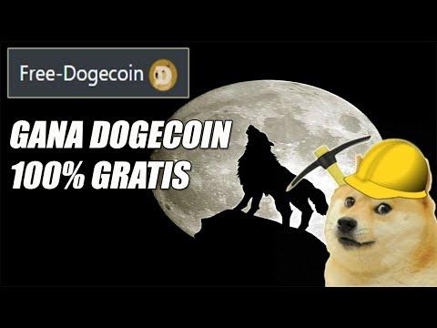 Free-Dogecoin NUEVA FAUCET   Hasta 250$ en Dogecoin Totalmente GRATIS