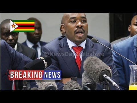Zec shuts door on Chamisa | Breaking News