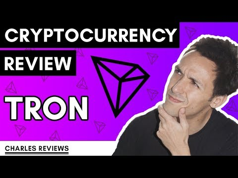 TRON Cryptocurrency Review: TRX – Undervalued?