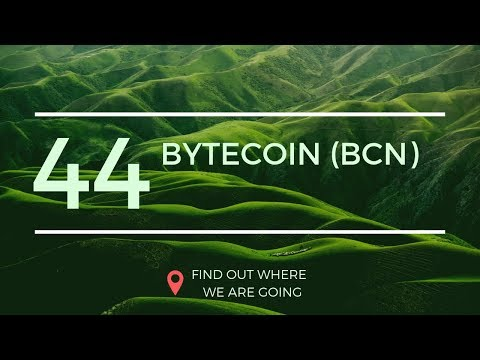 $0.0009 Bytecoin BCN Technical Analysis 12 Apr 2019