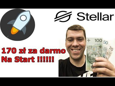 DARMOWY HAJS, zgarnij pieniądze w prosty sposób, darmowa kryptowaluta Stellar XLM
