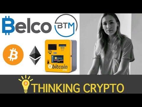 Interview: BelcoBTM CEO Elena Belyayeva – Bitcoin & Crypto ATMs – XRP & Tron Soon! – Mobile App Soon