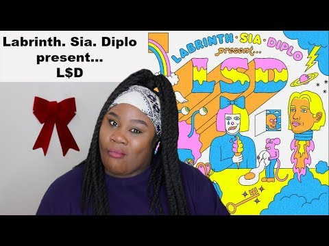 Labrinth, Sia & Diplo Presents…LSD Album |REACTION|
