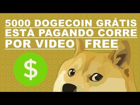 SAQUE 5000 DOGECOINS GRÁTIS! VEJA COMO GANHAR DOGECOIN DE GRAÇA SEM FAZER FAUCET! DOGEBANK.IO