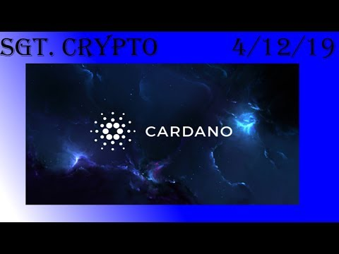 Why I am super bullish on Cardano ADA… Next stop MOON!!