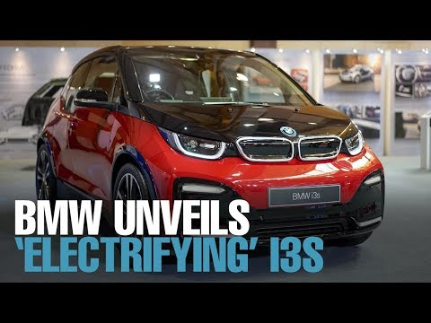 NEWS: BMW M'sia launches purely-electric i3s