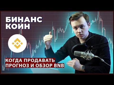 Биткоин. Прогноз цены Binance Coin BNB. Киты давят Bitcoin, сливаем бинанс коин в пользу Ethereum