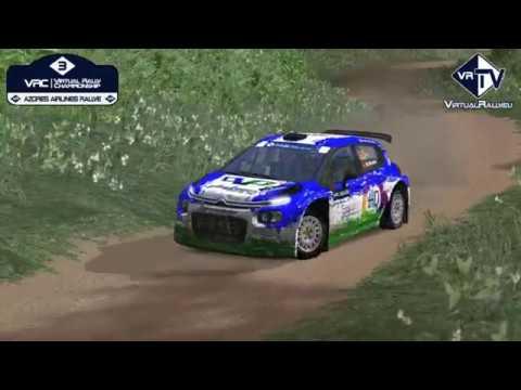 #3 VRC Azores Rallye 2019 – Summary [vr.TV]