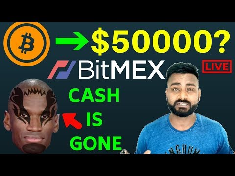 98 Million TARGET BITCOIN?  / CASH WILL BE GONE FOREVER