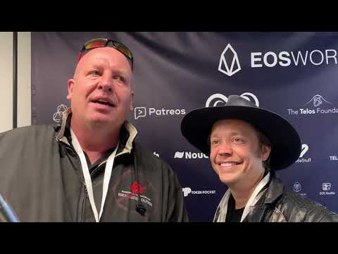 EOS Brock Pierce