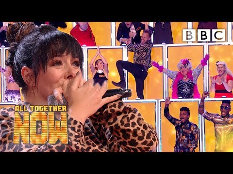 MIND BLOWING Shellyann WINS with Sia's I'm Alive ? – BBC All Together Now ?
