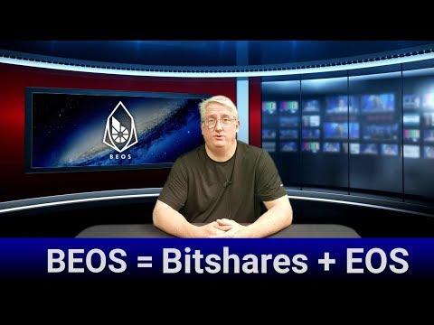 Stan Larimer Explains Bitshares + EOS = BEOS