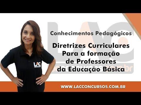 DCN para a formação de Professores da Educação Básica – Conhecimentos Pedagógicos