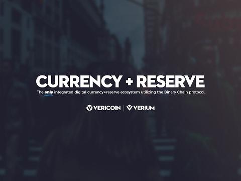 VeriCoin & Verium – Community Update and AMA