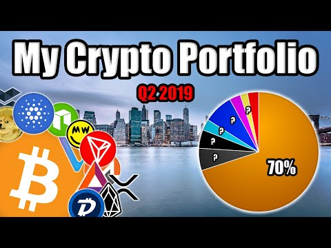 My Cryptocurrency Portfolio [Top 6 Altcoins] Q2 2019 ? [Bitcoin/Crypto]