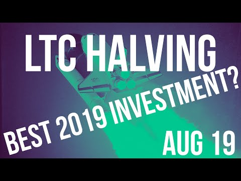 LITECOIN Halving Why It Could Be A HUGE CATALYST ?