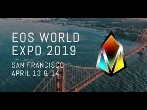 EOS World Expo – Live Coverage