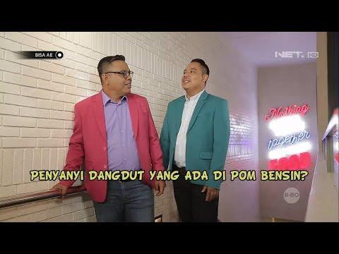 #Bisaae Penyanyi Dangdut Apa Yang Ada di Pom Bensin?