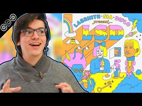 Reseña de Labrinth, Sia & Diplo present… LSD