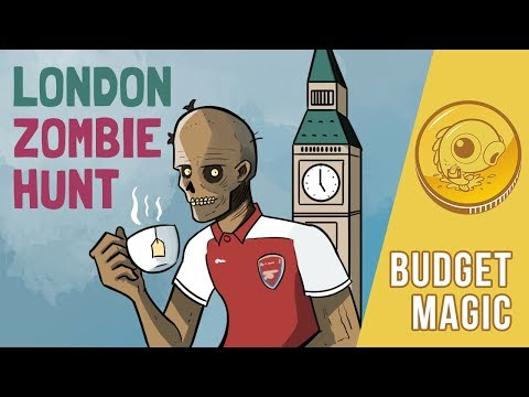 Budget Magic: $99 (14 tix) London Zombie Hunt (Modern, Magic Online)
