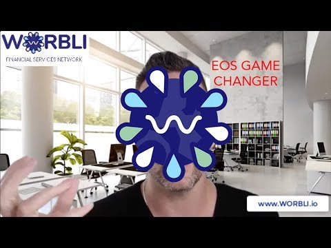 #WORBLI, The Financial District Of #EOS – Interview with Matt Haynes – #B1JUNE