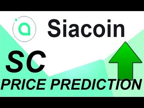 SIACOIN (SC)  PRICE PREDICTION  | SIACOIN (SC) PRICE REVIEW  #SIACOIN #GAMESZCRYPTO  14 APRIL 2019