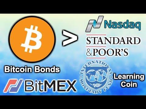 BITCOIN Outperforms Nasdaq & S&P – Bitmex Bitcoin Bond – IMF World Bank Learning Coin – Binance Data