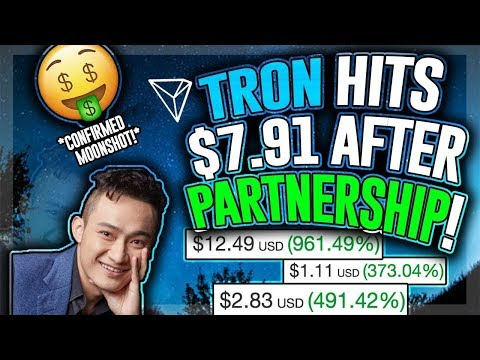 TRON (TRX) Partnership With Travala Will Bring Mass Adoption!