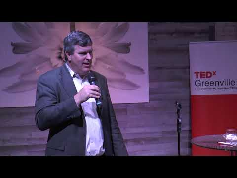 Cryptocurrency and the Cloud | David Pence | TEDxGreenvilleSalon