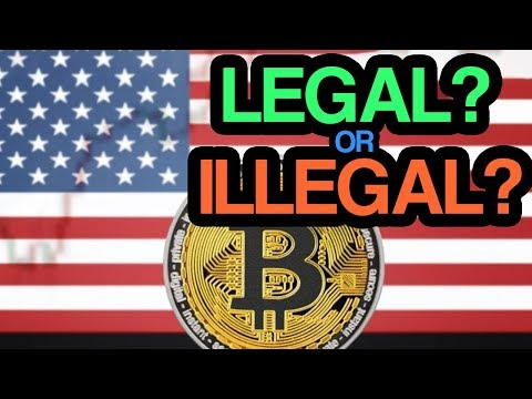 Is The USA About To Make Bitcoin Officially LEGAL? ??