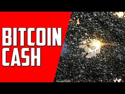 BITCOIN CASH indo pro buraco