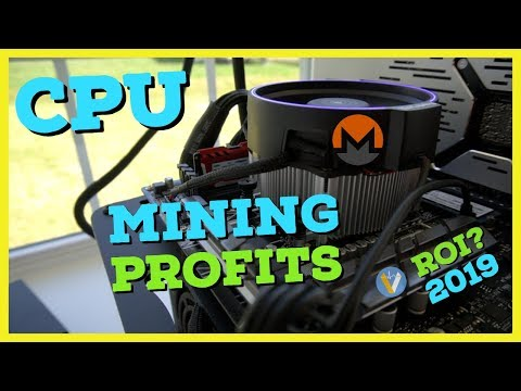 Is CPU Mining Profitable In 2019? Monero VS Verus Profitability | FPGAs Mining on CPU coins