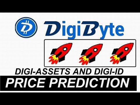 DIGIBYTE PRICE PREDICTION  | DIGI-ASSETS AND DIGI-ID #GAMESZCRYPTO 14 APRIL 2019