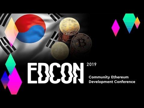 EDCON: Cryptocurrency in Korea